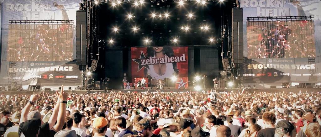 Rock´n´Heim Zebrahead