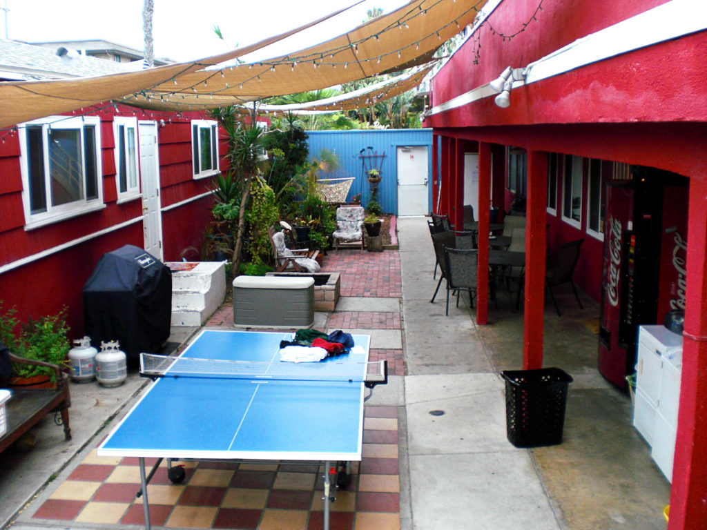 Hostel Point Loma